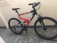 Good full suspension mountain bike