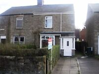 2 Bedroom Cottage In Castleside, Off Road Parking, G/C/Heating & Double Glazing, Available 1st July.