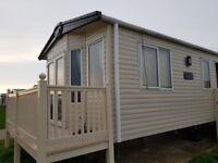 Gold Plus 6 Berth Caravan to rent May Bank Holidays CLACTON Gold plus