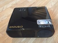 Projector Crenova XPE600 1080p HDMI