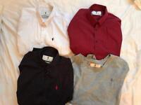 3 x Fatherson Shirts and 1 x Fatherson T-shirt