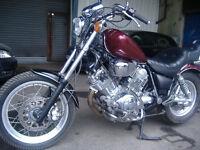 Yamaha Virago XV750 1997 full M.O.T