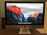 """Apple iMac (Retina 5K, 27"""", Late 2015)"""