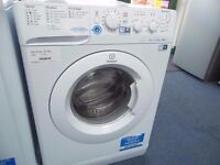 EX-DISPLAY WHITE 6 KG 1200 SPIN INDESIT WASHING MACHINE REF: 11437