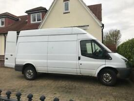 2010 Ford Transit T350L panel van