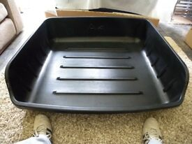 A4 / RS4 Hard Plastic Boot tray !