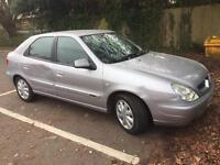 CITROEn xsara automatic mot October 2017