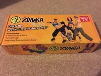 Zumba fitness DVD at home workout