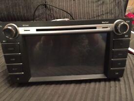 Suzuki Swift DVD Player Stereo Radio Screen