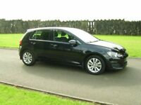 2013 VW GOLF SE TDI 5 DR F.S.H IMMACULTE THROUGHOUT