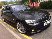 BMW 325D DIESEL M SPORT 3.0 AUTOMATIC 2009 1 FORMER OWNER 13 STAMPS CLEAN CAR