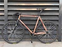 APHELION 1962 copper pearl single speed/fixie /fixed gear EXCELLENT CONDITION