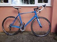 Giant Defy 1 Shimano 105 carbon forks + seatpost RRP £1000 not specialized trek cube Cannondale