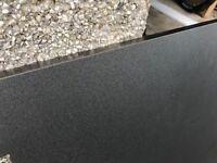 New Wren Super Silk Night Worktop (Black/Charcoal) Off cut selection