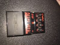 Digitech Death Metal Pedal.