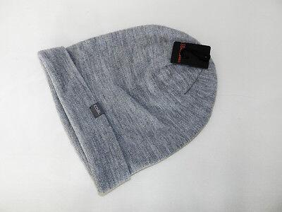 NEUF : Bonnet Gris chiné  COAL The MESA color Heather grey - BEANIE - Snow, Ski ()