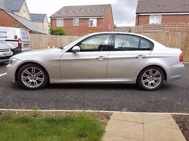 BMW 3 SERIES 2.0 320d M Sport 4dr VERY GOOD CONDITION!!!
