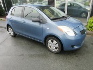 2007 Toyota Yaris AUTO HATCH WITH ONLY 157K