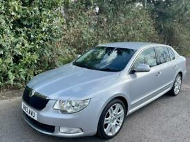 image for Skoda Superb 2013 2.0TDi *HUGE 1-Off Spec!* Drives Like New!! Not octavia vrs volkswagen golf passat