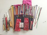 Knitting needles and other knitting implements for sale  Nottinghamshire