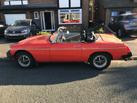 1979 MGB Roadster for sale