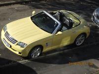 Chrysler, CROSSFIRE, Convertible, 2005, Manual, 3199 (cc), 2 doors