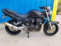 Suzuki bandit 1200 low mileage