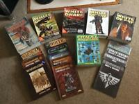 Mixed lot of White Dwarf magazines and other Warhammer books
