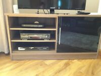 Large Tv unit and large sideboard. Excellent condition