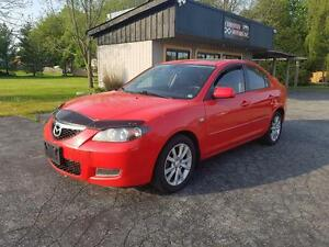 2007 Mazda 3 Sport AS IS SPECIAL ONLY $1500+taxes