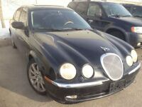 2000 Jaguar S-Type 4.0L V8