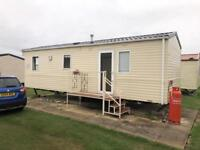 STATIC CARAVAN FOR SALE SITED NEAR WITHERNSEA