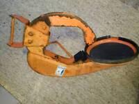 Fullstop wheel clamp