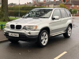 2003 53 BMW X5 3.0d M Sport auto automatic FSH !!!!! PX !!