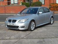 BMW 530D ***SPORT***+ NEW SHAPE + iDRIVE + MV2 ALLOYS
