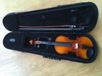 Children's violin size 1/2