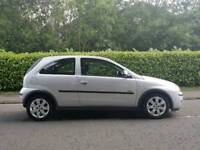 2005 Vauxhall Corsa 1.2 SXI 16V 3Doors, Petrol, Manual (MOT MAY 19) 5 SERVICE STAMPS