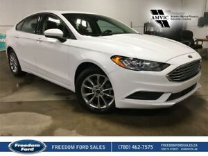 2017 Ford Fusion Sunroof, Backup Camera