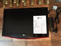 LG M237WD-PM 23-inch LCD Monitor/ HDTV Tuner