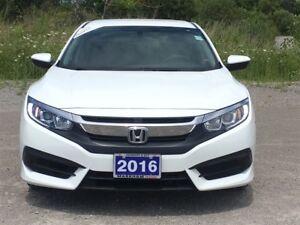 2016 Honda Civic Sedan LX CVT - BACKUP CAMERA | ENKEI RIMS