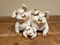 Salford pottery pigs