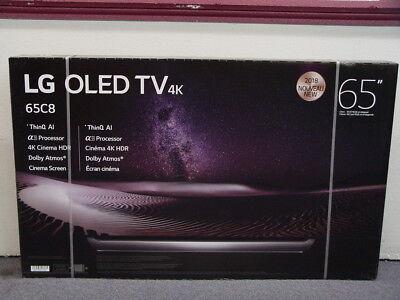 """LG OLED65C8P 65"""" 2018 OLED 4K UHD HDR Smart TV ThinQ"""