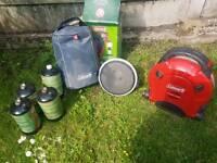 Camping / fishing stove.