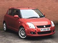 2008 Suzuki Swift Attitude 1.3 Petrol Low Miles Long MOT Good spec first car cheap