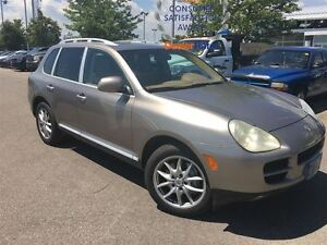 2004 Porsche Cayenne S**LEATHER HEATED SEATS**POWER SUNROOF**