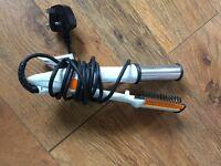 Instyler rotating iron 32mm barrel silver/orange