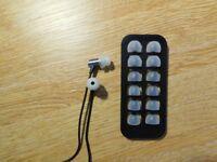 RHA S500i In-Ear Noise-isolation Aluminium Headphones