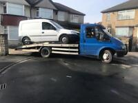 recovery wanted mk6 transit truck