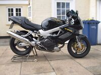 1997 Honda VTR 1000 Firestorm Unmolested Original Condition Low Mileage 2 Owners From New
