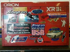 SNAP ON TOOL BOX 9 DRAW